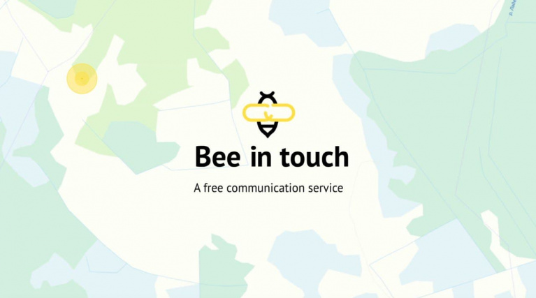 Bee in touch