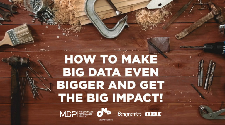 How tomake Big Data even Bigger and get the Big impact!