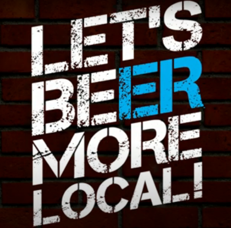 Let's beER more local