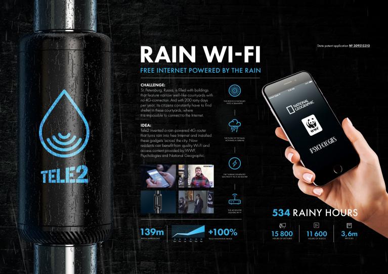 RAIN WI-FI