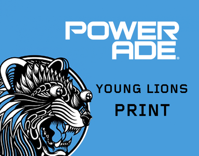 Young Lions Print